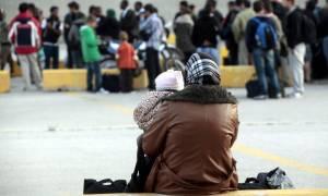 Πάνω από 1.800 πρόσφυγες διασώθηκαν τη Δευτέρα στη Μεσόγειο