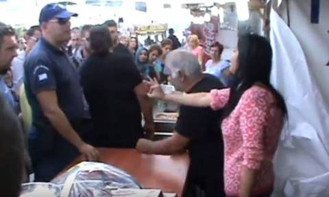 Αμύνταιο: Προπηλακισμοί και μηνύσεις σε πανηγύρι λόγω... εφορίας (video)