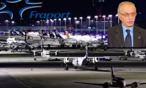 Fraport: Δυο δισ. ευρώ θα στοιχίσει στον ελληνικό λαό η παραχώρηση των αεροδρομίων στους Γερμανούς!