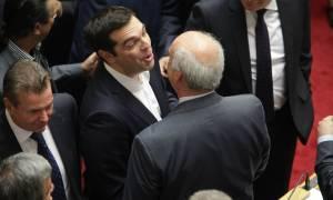 Τι φώναξε ο Μεϊμαράκης στον Τσίπρα και δεν ακούστηκε ποτέ - Όλος ο διάλογος