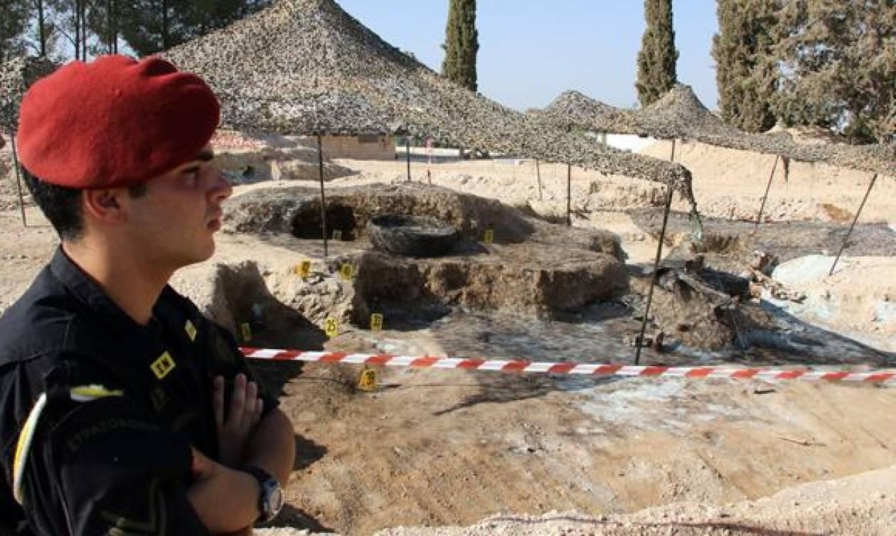 Δεύτερος τάφος αγνοουμένων στον κατεχόμενο Τράχωνα