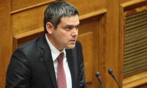 Την παραίτησή του από εκπρόσωπος Τύπου της ΝΔ υπέβαλε ο Κώστας Καραγκούνης