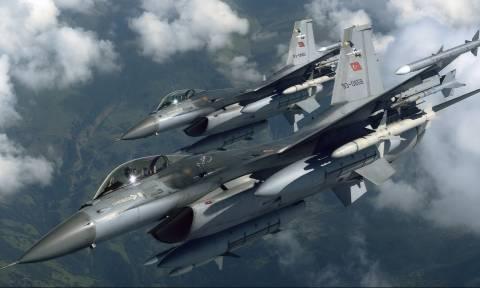 Τουρκία-Ρωσία: Άγνωστης εθνικότητας μαχητικό «παρενόχλησε» τουρκικά αεροσκάφη στη Συρία