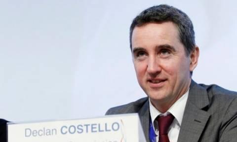 Κοστέλο: Το τρίτο ελληνικό πρόγραμμα έχει πιθανότητες να επιτύχει