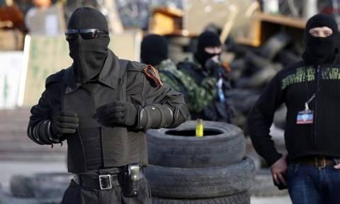 Φιλορώσοι αυτονομιστές ανέβαλαν δημοτικές εκλογές σε Λουγκάνσκ και Ντονέτσκ