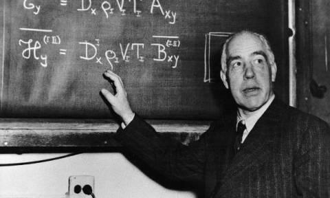 Σαν σήμερα το 1885 γεννήθηκε ο βραβευμένος με Νόμπελ φυσικός Νιλς Μπορ