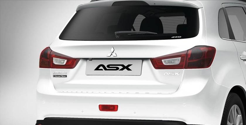 Mitsubishi: Νέο ASX τo crossover της ζωή σου (photos)