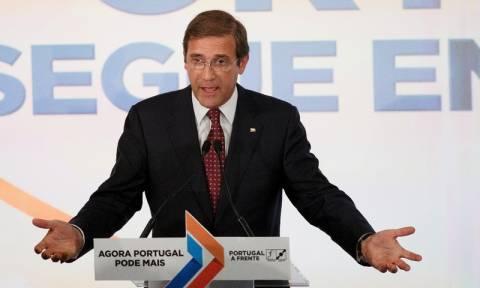 Πορτογαλία: Εντολή σχηματισμού κυβέρνησης έλαβε ο πρωθυπουργός Πάσος Κοέλιο