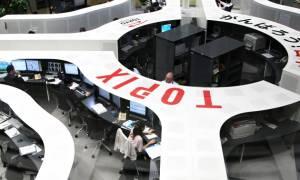 Με μικτές τάσεις ξεκίνησε η συνεδρίαση στο χρηματιστήριο του Τόκιο