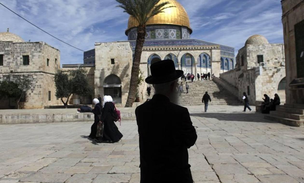Ανοίγει για τους Παλαιστίνιους η Πλατεία των Τεμενών στην Ιερουσαλήμ