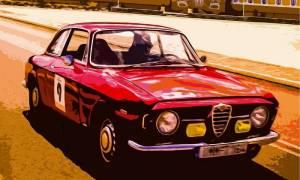 Κλασικά Αυτοκίνητα : 2ο Tour du Peloponnese