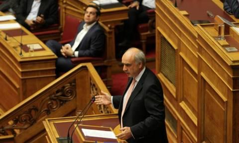 Αρπάχτηκαν στη Βουλή: Τσίπρας: Οι εκλογές έγιναν και χάσατε - Μεϊμαράκης: Κομμένο το καλαμπούρι