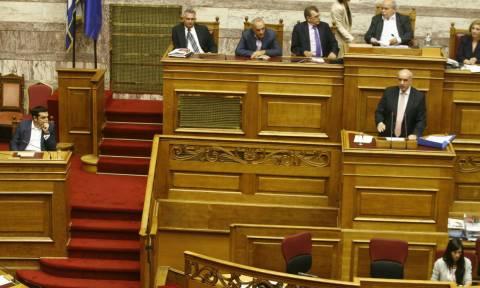 «Σφάχτηκαν» Μεϊμαράκης - Τσίπρας στη Βουλή! – Δείτε το βίντεο...