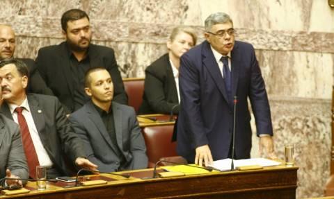 Προγραμματικές δηλώσεις - Μιχαλολιάκος: Το τρίτο Μνημόνιο εκχωρεί την εθνική κυριαρχία (vid)