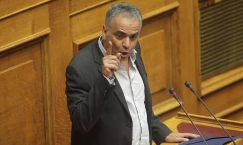 Σκουρλέτης: Ο Θεοδωράκης να καταλάβει ότι δεν μιλάει στον καθρέφτη του (vid)