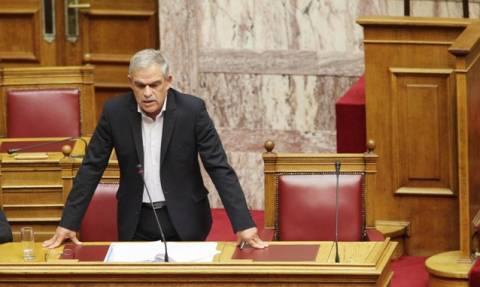 Προγραμματικές δηλώσεις - Τόσκας: Θα μειωθούν οι αστυνομικοί που είναι στη φύλαξη VIP προσώπων