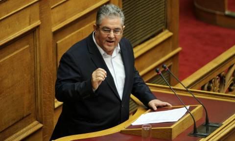 Κουτσούμπας: Το 36% των εκλογών δεν είναι έγκριση των μνημονιακών πολιτικών (vid)