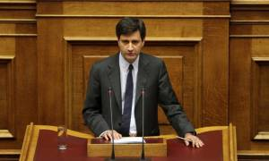 Χουλιαράκης: Στοίχημα της κυβέρνησης είναι η ανάσχεση της ύφεσης (vid)