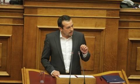 Παππάς: Εντός του Οκτωβρίου κατατίθεται στη Βουλή το νομοσχέδιο για τις τηλεοπτικές άδειες (vid)