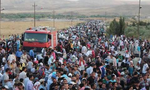 Η πλειοψηφία των Σύρων προσφύγων θέλει να επιστρέψει στην Συρία, αλλά μόνο αν φύγει ο Άσαντ