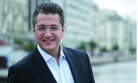 Τζιτζικώστας: «Ξεκινάμε μαζί»- εγκαινιάζει  γραφείο στην Αθήνα