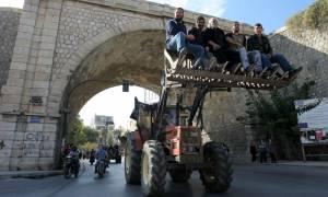 Για τις κινητοποιήσεις τους αποφασίζουν οι αγρότες της Κρήτης