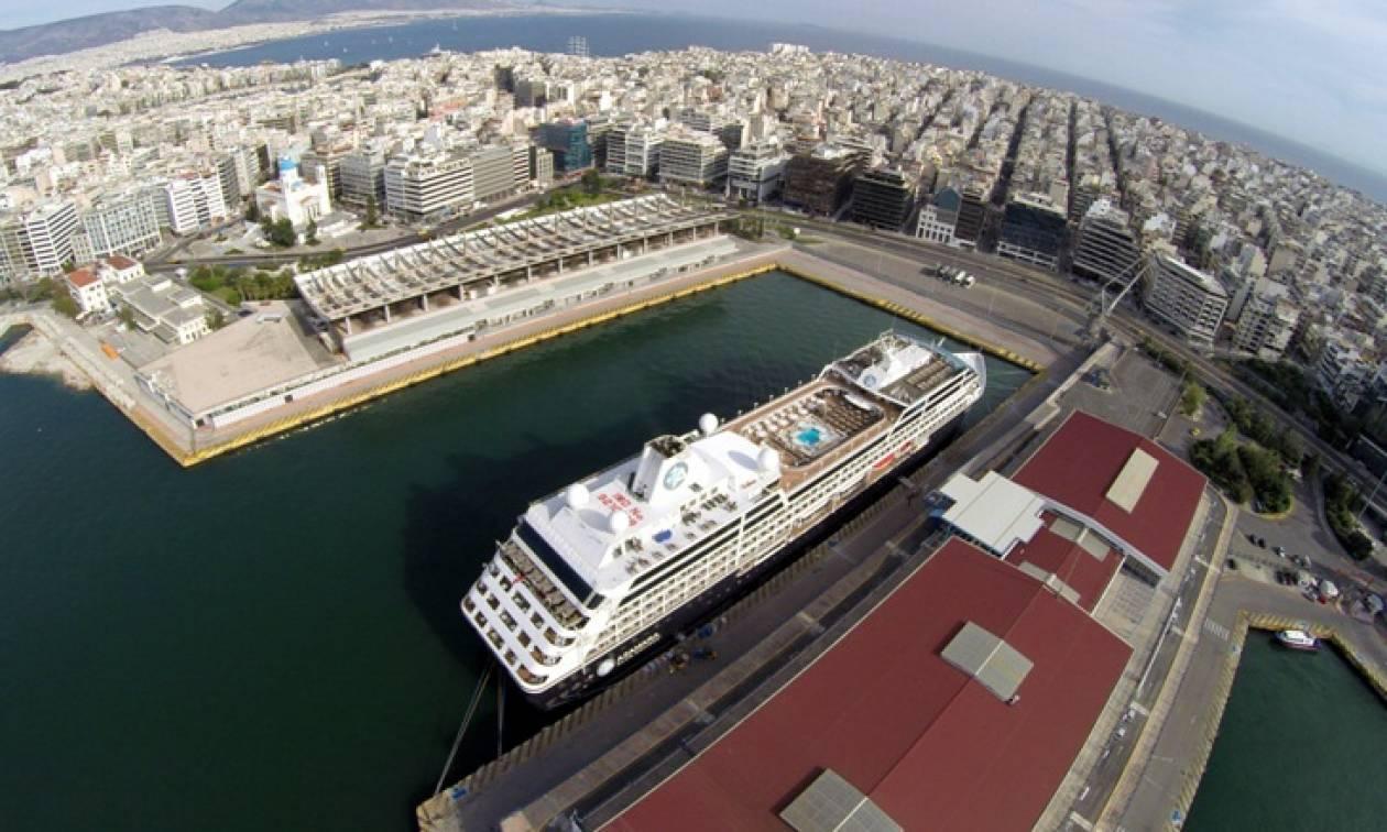 Τριήμερο κινητοποιήσεων εξήγγειλαν οι εργαζόμενοι στα λιμάνια της χώρας