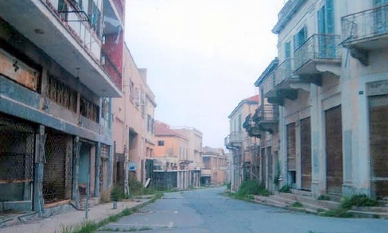 Την ανοικοδόμηση της Αμμοχώστου ζητούν Ελληνοκύπριοι και Τουρκοκύπριοι εργολάβοι