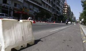 Κλειστό για τα αυτοκίνητα το κέντρο της Θεσσαλονίκης το Σάββατο (10/10)