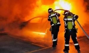 Χανιά: Παρανάλωμα του πυρός έγινε αυτοκίνητο