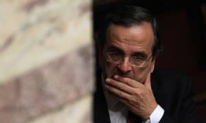 Διαψεύδει εμπλοκή του στην εκλογή νέου προέδρου της ΝΔ ο Σαμαράς