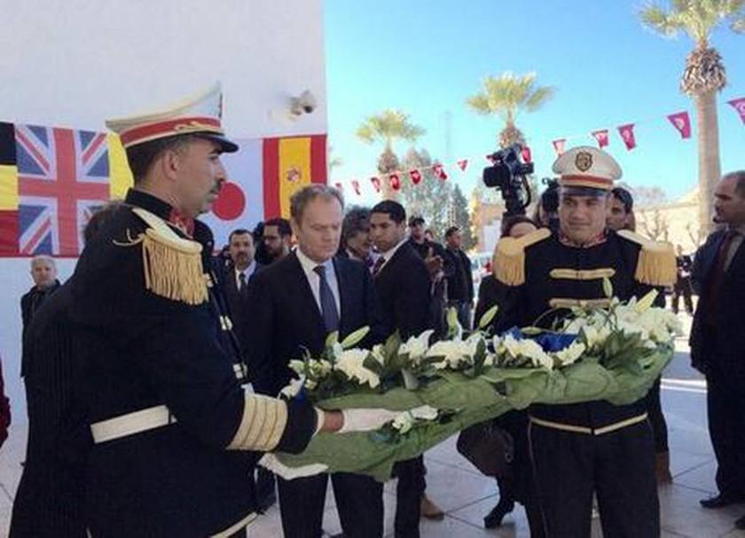 Στο Κουαρτέτο Εθνικού Διαλόγου Τυνησίας το Νόμπελ Ειρήνης 2015 (pics)