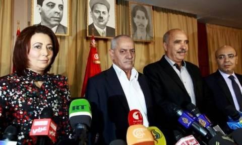 Στο Κουαρτέτο Εθνικού Διαλόγου Τυνησίας το Νόμπελ Ειρήνης 2015 (pics+vid)
