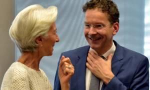 Ντάισελμπλουμ: Θα τα βρούμε με το ΔΝΤ για το ελληνικό χρέος