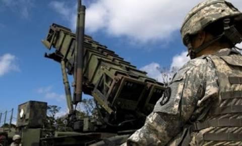 Έκκληση Τουρκίας σε ΝΑΤΟ για παραμονή των Patriot στη χώρα