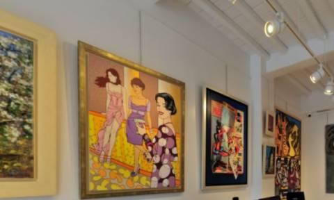 Kapopoulos Fine Arts και στη Κύπρο