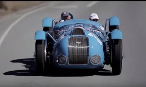 Το θρυλικό αμάξι που νίκησε τον Χίτλερ - Έβαλε τους ναζί να το βρουν και να το καταστρέψουν