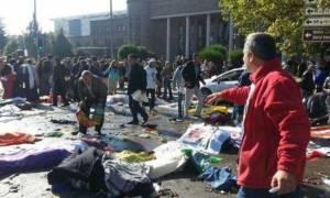 Σοκ στην Τουρκία: Δεκάδες νεκροί από βομβιστική επίθεση (pics&video)