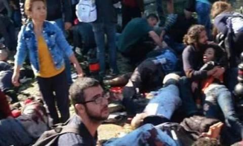 Τουρκία-Εκρήξεις: Για τρομοκρατική επίθεση κάνει λόγο η κυβέρνηση