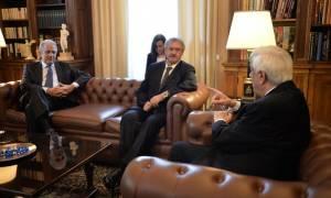 Δύο ξεκάθαρα μηνύματα του Προκόπη Παυλόπουλου για το μεταναστευτικό