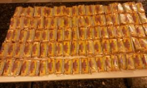 Συλλήψεις σε Ξάνθη και Καβάλα και λαθραία τσιγάρα και καπνό