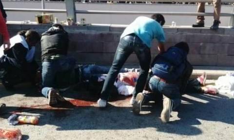 Τουρκία-Εκρήξεις: «Στόχος της επίθεσης ήταν μέλη μας», υποστηρίζει το Φιλοκουρδικό Κόμμα