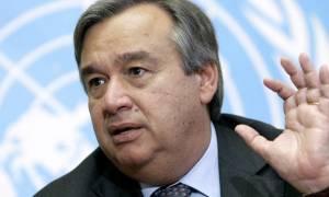 Στη Λέσβο ύπατος αρμοστής του ΟΗΕ: Το μεταναστευτικό αποτελεί ένα μεγάλο ευρωπαϊκό πρόβλημα