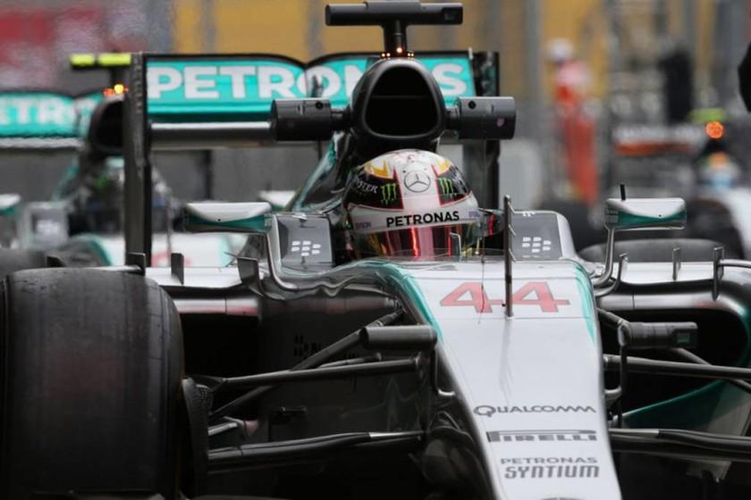 Grand Prix Ρωσίας: Θα ξεκινήσει δεύτερος ο Hamilton