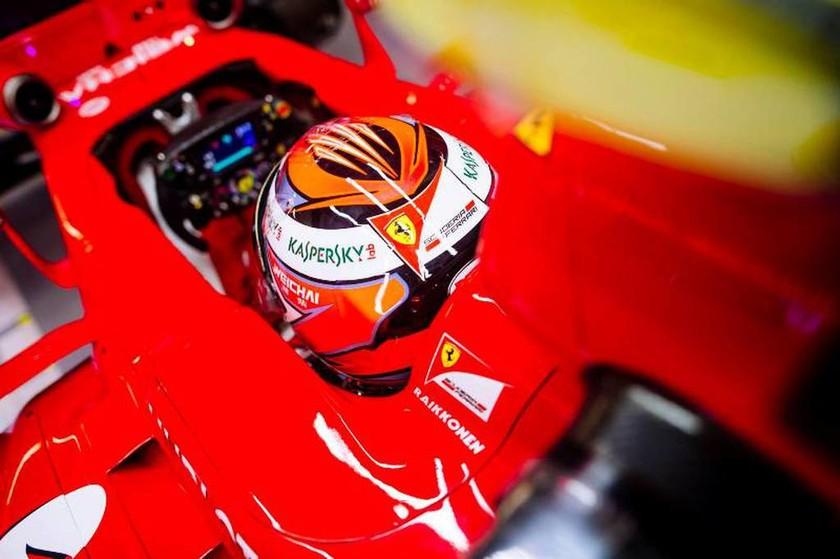 Grand Prix Ρωσίας: Πέμπτη θέση για τον Raikkonen
