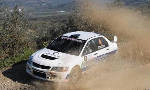 Παν.Πρωτάθλημα Ράλλυ: Το Rally Sprint Κορίνθου, στην Ειδική Διαδρομή Κλένια