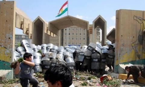 Ιράκ: Τουλάχιστον 3 διαδηλωτές σκοτώθηκαν σε ταραχές στο ιρακινό Κουρδιστάν
