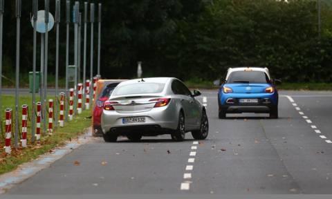 Opel: Επίδειξη τεχνολογίας για βελτιωμένη οδήγηση στην πόλη
