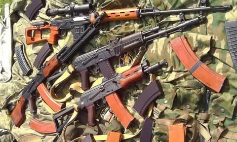 Το παζάρι των παράνομων όπλων