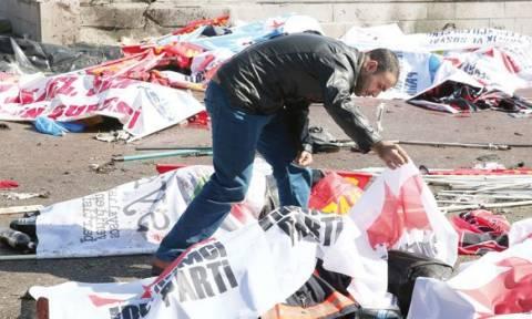 Διαδήλωση στην Άγκυρα - Ομερτά επιβλήθηκε στα τουρκικά Μέσα